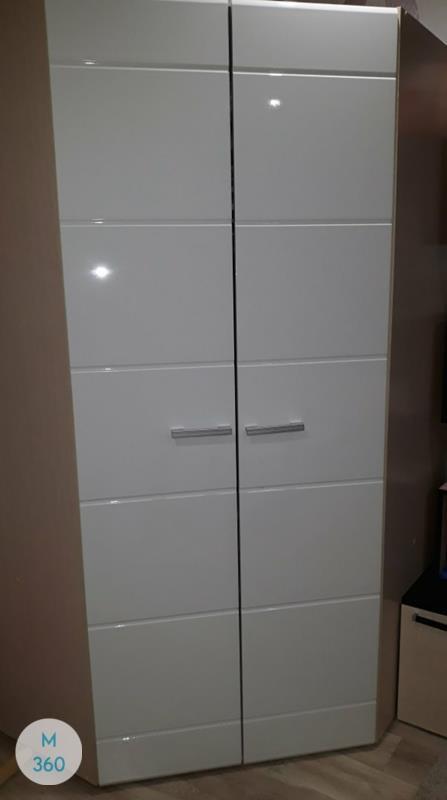 Белый шкаф Бергамо Арт 007201413