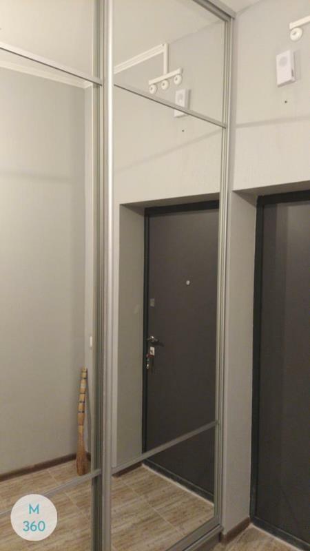 Встроенный шкаф в прихожую Дармштадт Арт 007210524