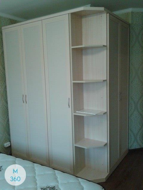 Радиусный шкаф Делта Арт 007281296