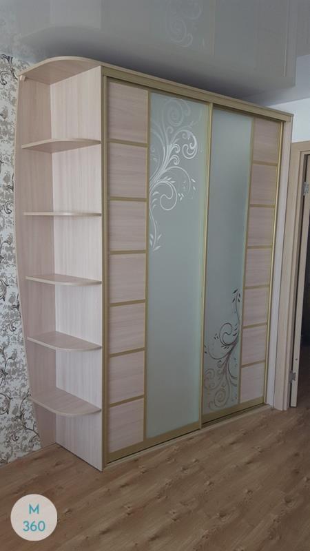 Шкаф купы с пескоструйным рисунком Севастополь Арт 007502777