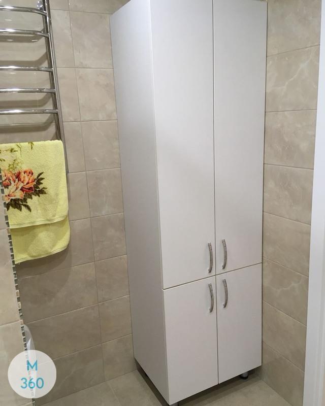 Белый шкаф Кафуэ Арт 007550691