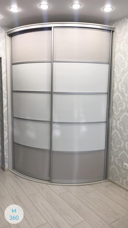 Платяной шкаф Андреа Арт 007594078