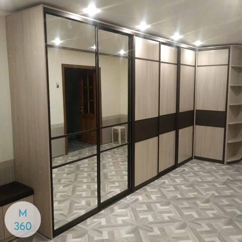Шкаф в коридор Словакия Арт 007794068