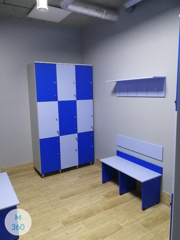 Шкафчик для раздевалок Аржантёй Арт 007900680