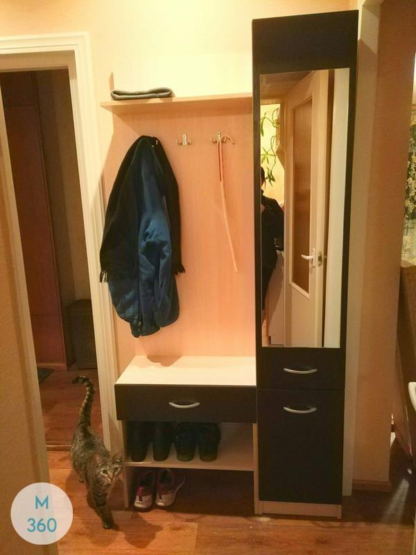 Белый шкаф Пару Арт 008210259