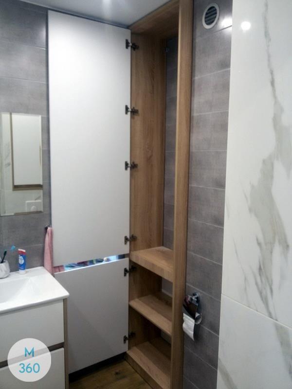 Шкаф в ванную комнату Лоренцо Арт 009097727