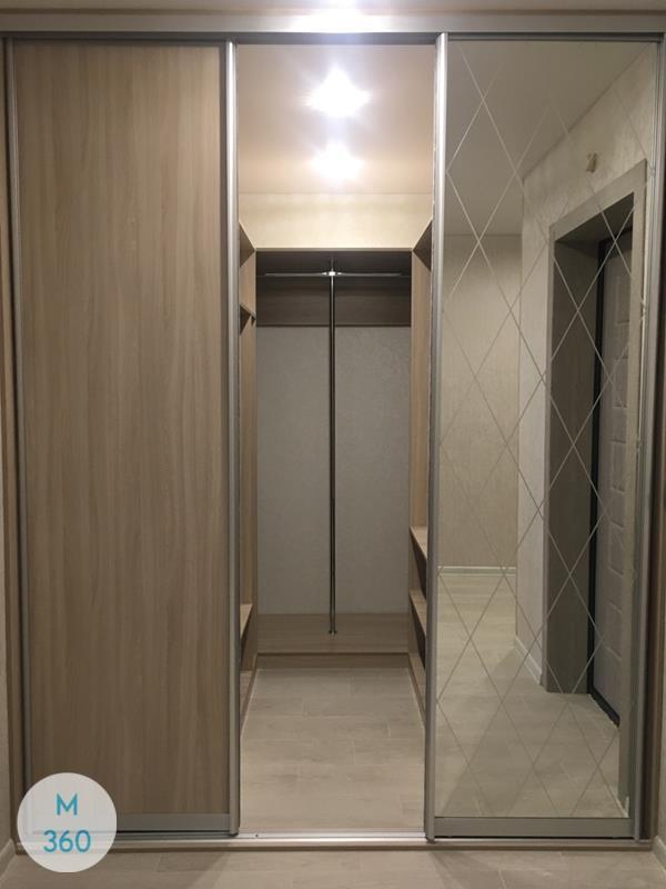 Зеркальные двери для гардеробной Анна Арт 009398996