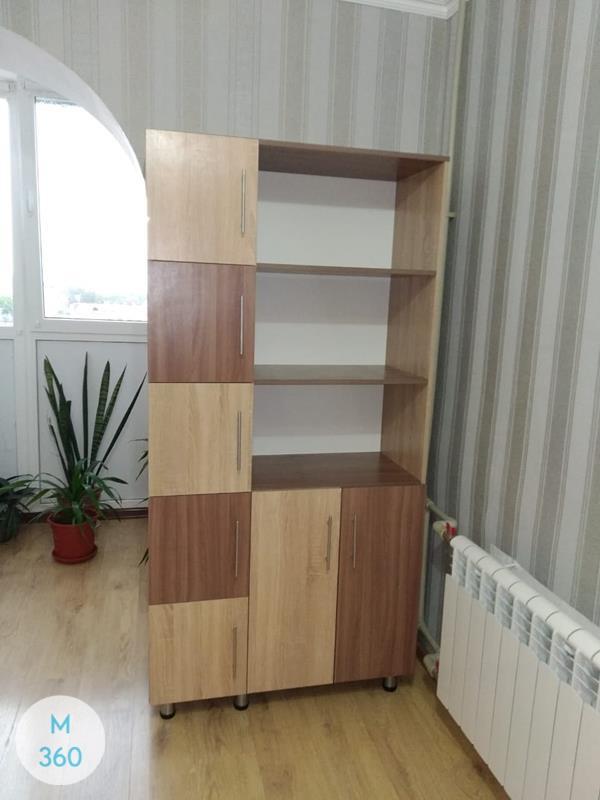 Книжный шкаф Изерлон Арт 009741626