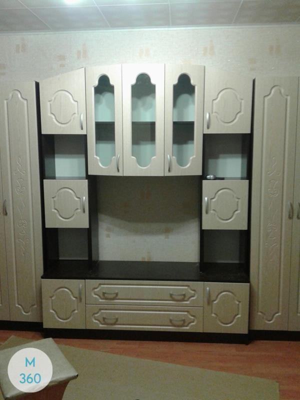Белый шкаф Буффало Арт 009831609